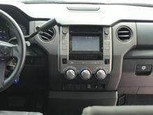 Dashboard view 1