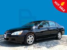 Picture of 2006 Honda Accord Mileage:85,862