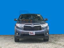 Exterior View Toyota Highlander 2014 Betacar