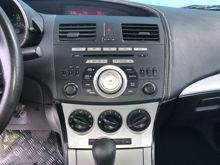 Interior view 2010 Mazda