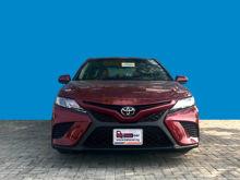 Exterior View 2018 Toyota Camry Betacar