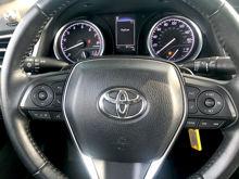 Interior View 2018 Toyota Camry Betacar