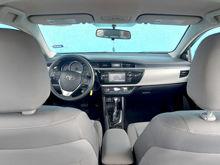 Picture of 2015 Toyota Corolla Mileage:71,915