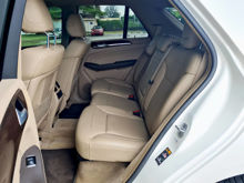 Picture of 2013 Mercedes Benz ML 350 Mileage:82,839