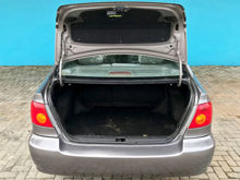 Picture of 2004 Toyota Corolla Mileage:211,111
