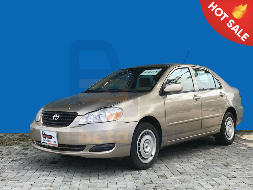 Toyota Corolla - Betacar -CB1B78C3 DC74 4F8D B379 0B087F5D584E 1000-Top 5 Affordable Used Cars on Betacar under N2,500,000